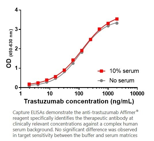 Anti-Trastuzumab Affimer<sup>®</sup> Reagent – 6xHis tag, Cystein
